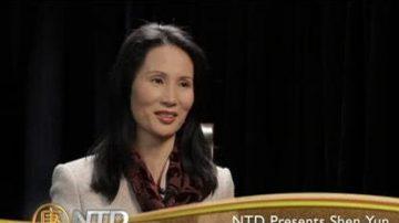 2011神韵国际艺术团团长李维娜特别专访(英)