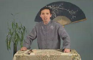 评书:岳飞传(190)