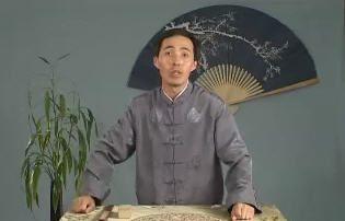 评书:岳飞传(195)