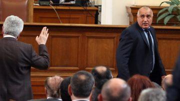 保加利亞人民抗議  政府總辭