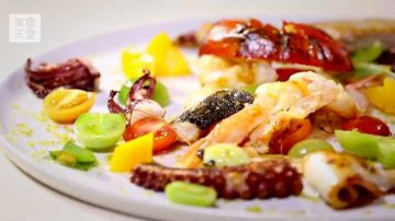 【栏目介绍】Food Paradise – Intro