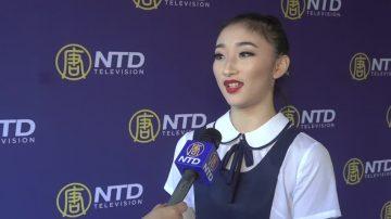 用古典舞展示现代中国 大赛选手重传统文化