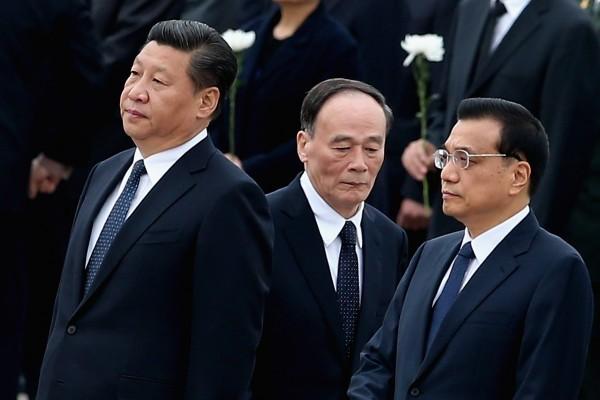 谢天奇:习掀经济危机黑幕 祭2杀手锏与江决战