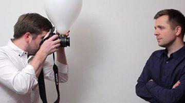 攝影密技公開 一顆白色汽球拍出柔和光感(視頻)