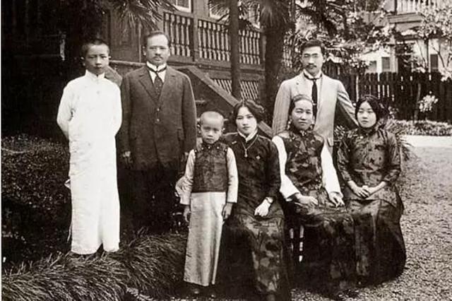 中国最牛父亲!子女全是风云人物,教育方式却只有三句话!