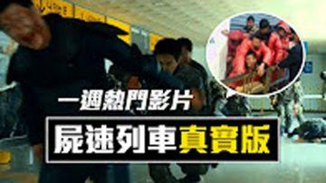 【老外看中國】本週熱門影片: 川普孫女唱中文歌、自製空拍戰機、屍速列車真實版