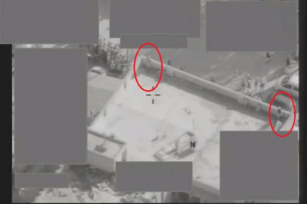 杀敌于千里之外 英军地狱火导弹命中3200公里外IS分子(视频)