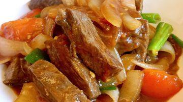 【美食天堂】超赞的蕃茄牛肉家常菜