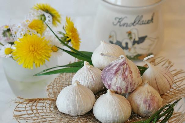 大蒜可预防感冒 免疫食材有哪些