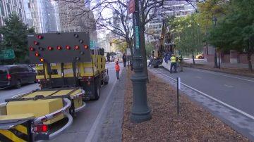 卡車恐襲後 紐約市街道安裝水泥路障