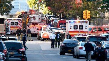曼哈頓卡車恐襲 嫌犯與ISIS密切關聯