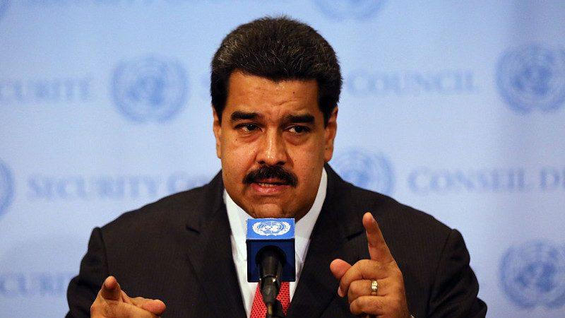 委内瑞拉疑选举舞弊 欧盟继美国提出制裁