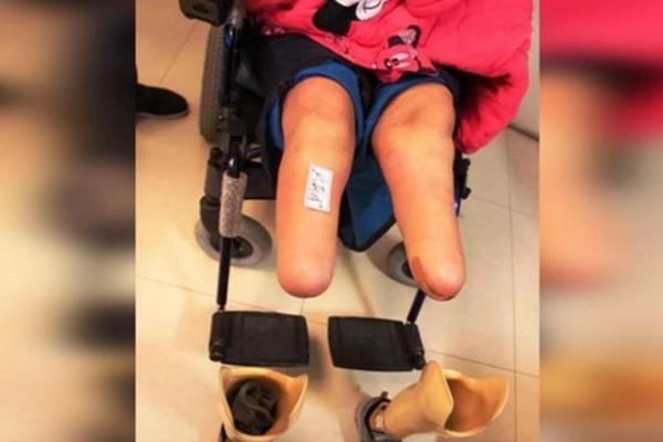 安徽女高中生遭性侵 警察13小时不理致失明截肢