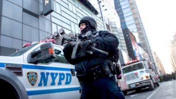 紐約公交總站爆炸 確認為恐怖襲擊