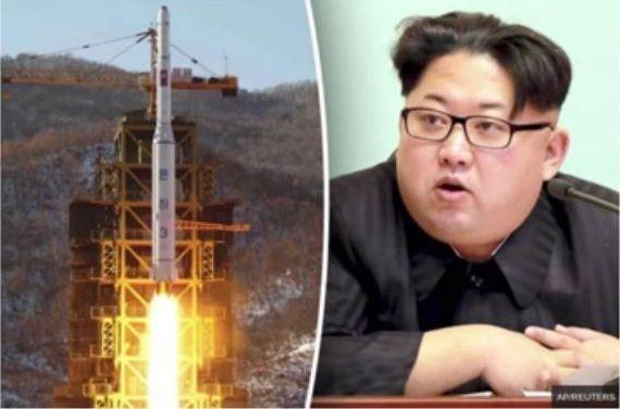 金正恩恐酿生化危机 传朝鲜洲际导弹载炭疽