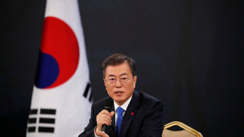 文在寅赞扬川普促成韩朝会谈 学者:勿低估金正恩玩弄政治习性
