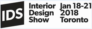 北美顶尖室内设计展1月18至21日于多伦多举行