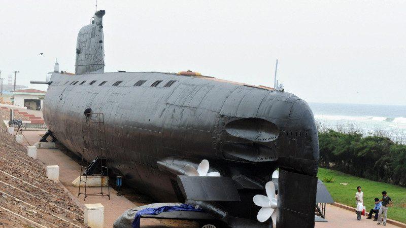 忘记关闭舱盖 印度首艘核潜艇完全瘫痪