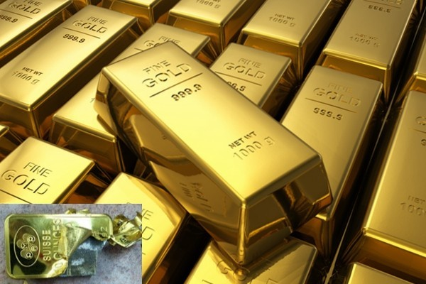 假黄金骗贷190亿 大陆19家银行涉案13行长被撤