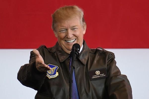 川普时代来临  总统下令美军将举行盛大阅兵