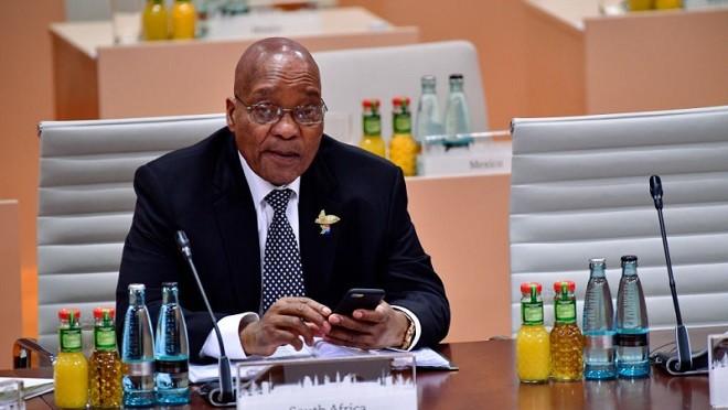 丑闻缠身 传南非总统遭解除职务