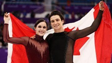 平昌冬奥会第12天 加拿大冰舞再破纪录