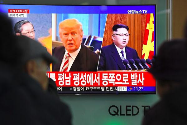 学者:川普已全面备战 金正恩忧灭顶灾被迫弃核