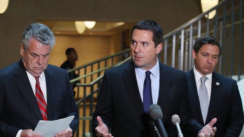 美司法部副部长妥协 向国会交出FBI文件