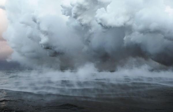 夏威夷火山日产15000吨毒气 专家:疑仅是大喷发开端