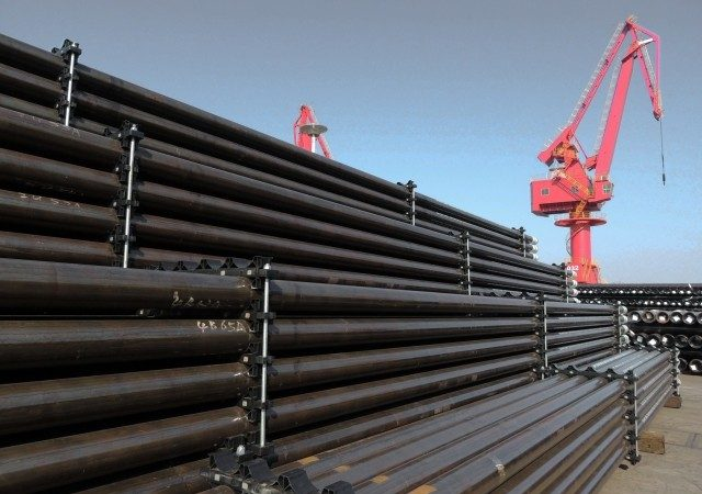 中共在国外设钢厂  逃避美国关税制裁