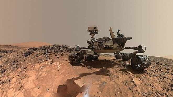 "NASA新突破 ""好奇号""发现火星最强生命迹象"