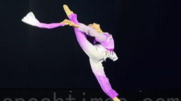 新唐人舞蹈大赛亚太初赛 少年组三入围盼赴美