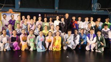 中国舞亚太初赛成功在港举行 四人入围