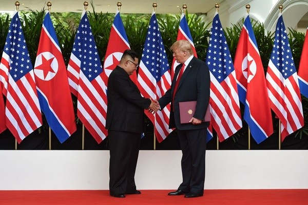 金正恩允诺非核化 川普邀访白宫