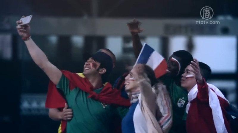 俄世界杯开幕在即 2026主办也将揭晓