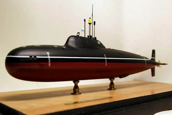 害怕中共山寨?俄罗斯最新核潜艇对华禁售