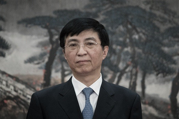 拉拢朝鲜不惜破例 官媒避提王沪宁全程陪金正恩