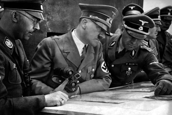 希特勒具有超能力? 曾准确预言德国战败