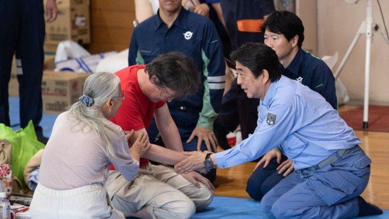 日本30年来最严重水患 179死近万人住避难所