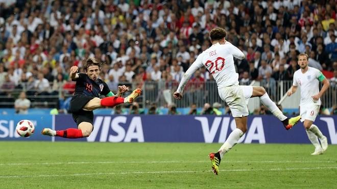 加时逆转英格兰 克罗地亚首闯世界杯决赛