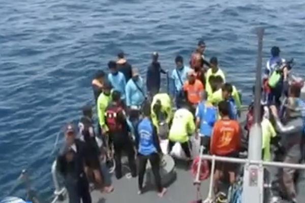 陆客翻船45死 泰方追究中国人责任