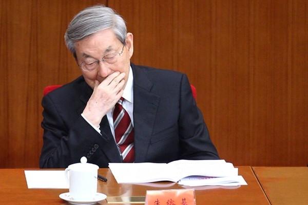 朱镕基曾9次遇险  中共党内暗杀不断