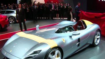 2018巴黎汽车展 重磅新车持续发力