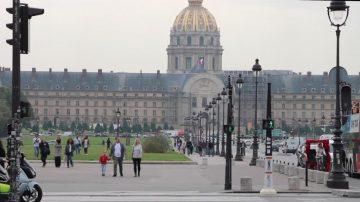 巴黎荣军院发布新书 铭记三百年历史