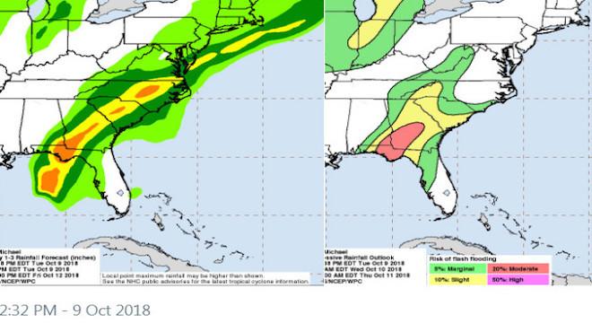佛州或临13年来最强飓风 川普发文预警