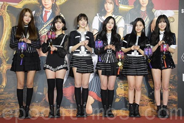 GFRIEND宣传首张日本单曲 惊喜替裕株庆生
