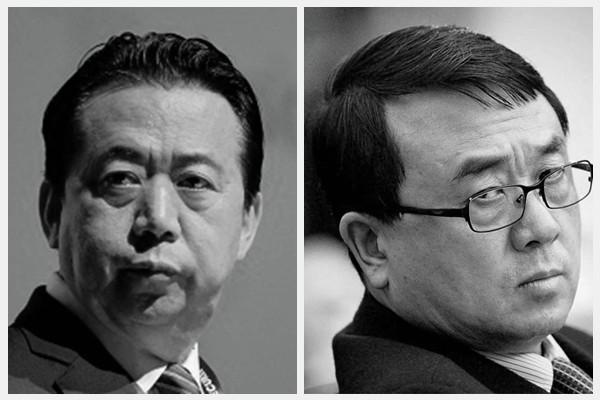 美媒分析:孟宏伟和王立军犯中共大忌