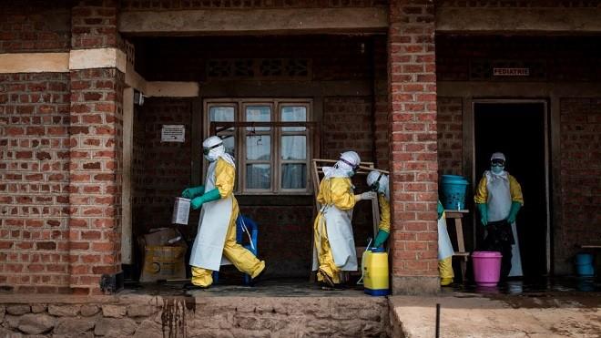 刚果埃博拉疫情扩散风险增高 专家被迫撤出疫区
