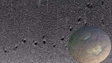 太平洋海底竟發現數千個神秘軌跡(組圖)