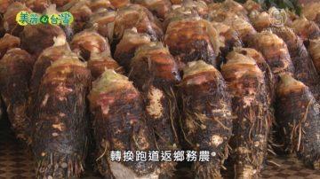 美麗心台灣:簡瑋良返鄉栽種無毒芋頭 發展農村旅遊
